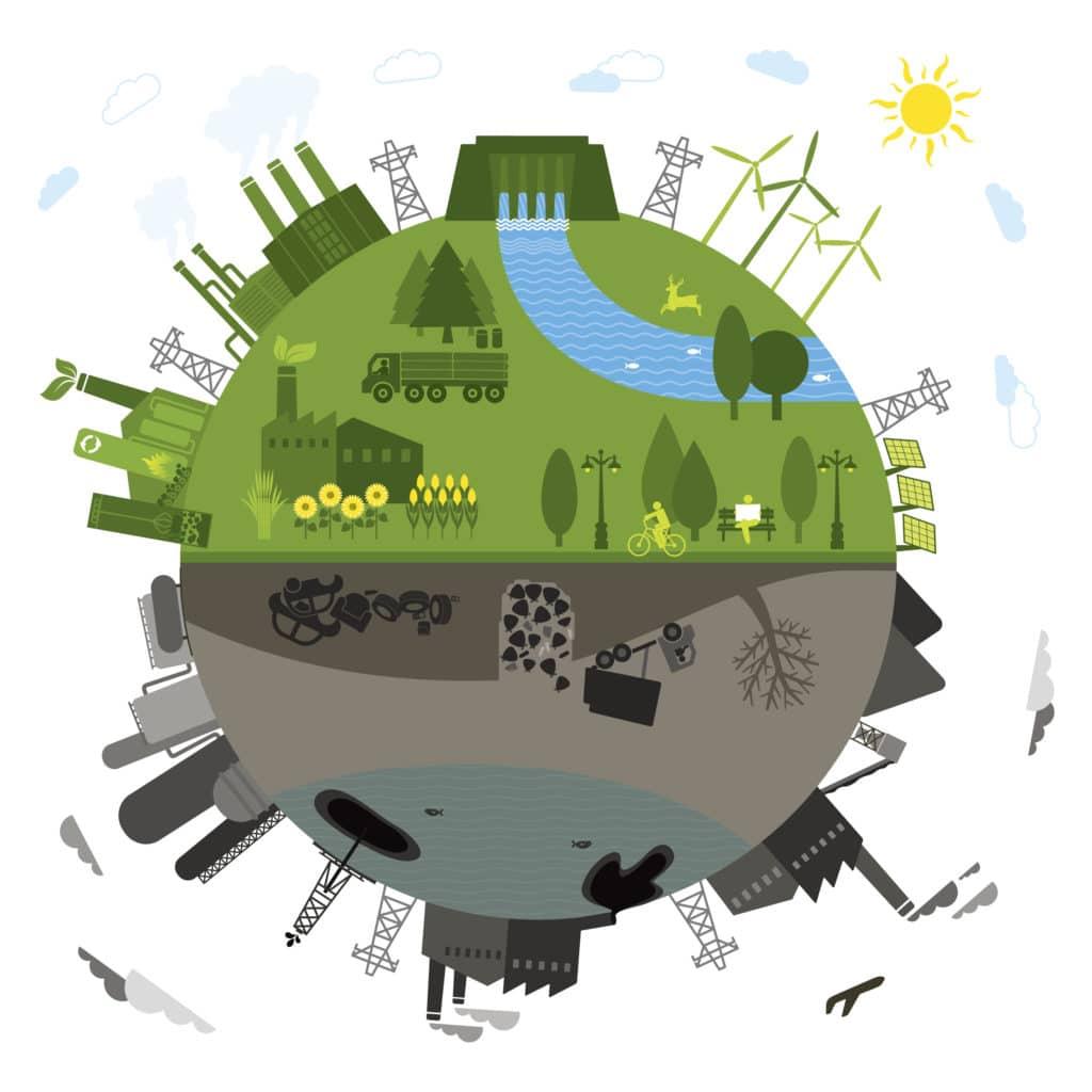 Zöld energiával a jövő felé